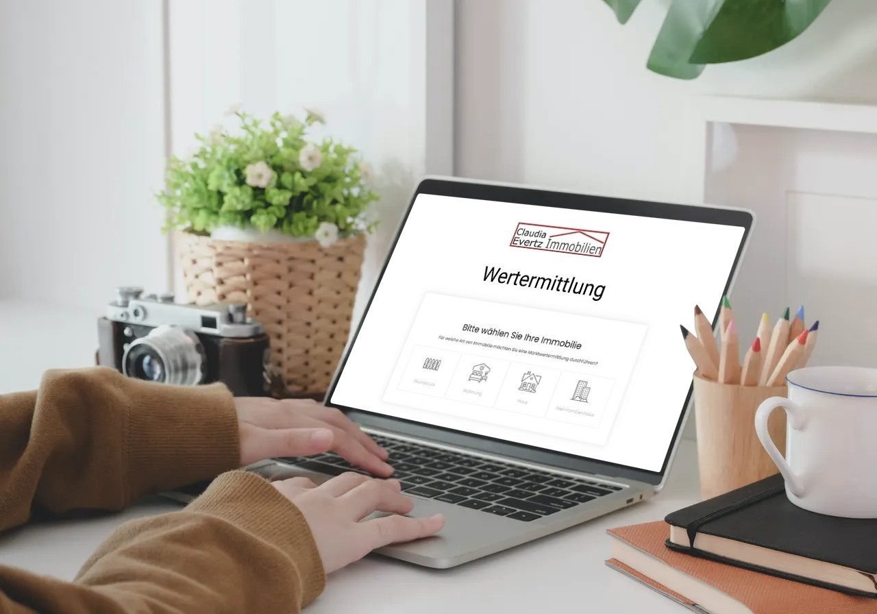 Service Online Wertermittlung Immobilie